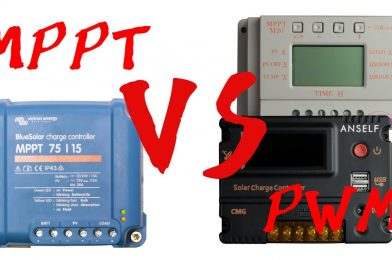 Difference Between MPPT and PWM Charge Controller